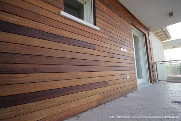 Rivestimento pareti esterne - Rivestimento muro esterno ...