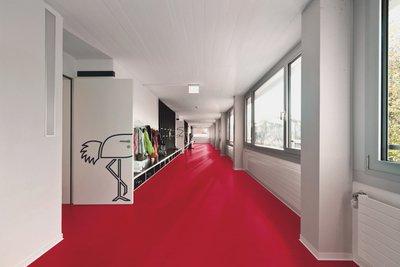 Pavimenti in linoleum arte e parquet for Pavimenti linoleum ikea