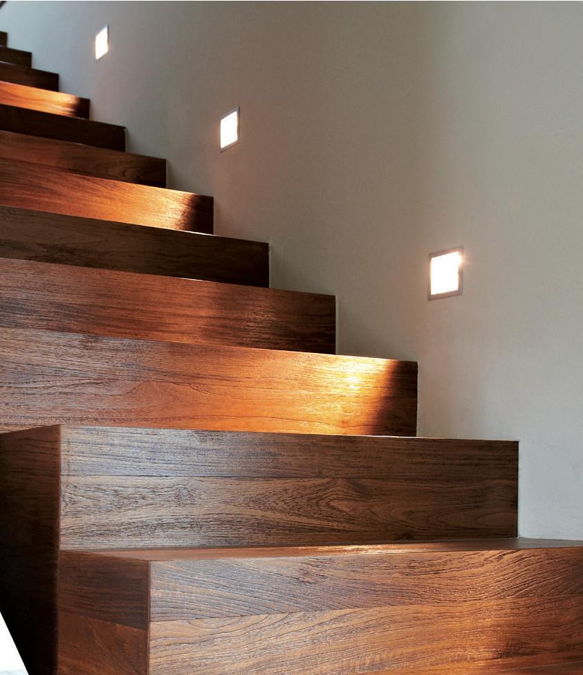 Scale in legno da esterno for Scala a chiocciola bricoman