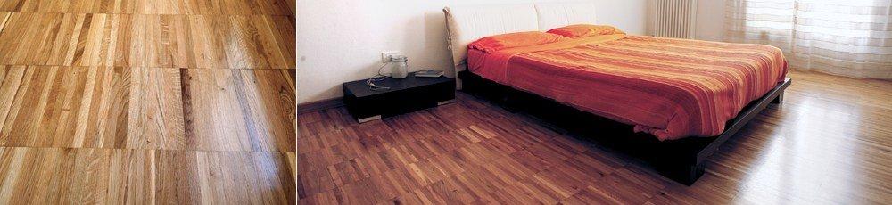 Sporting - Pavimento in legno industriale