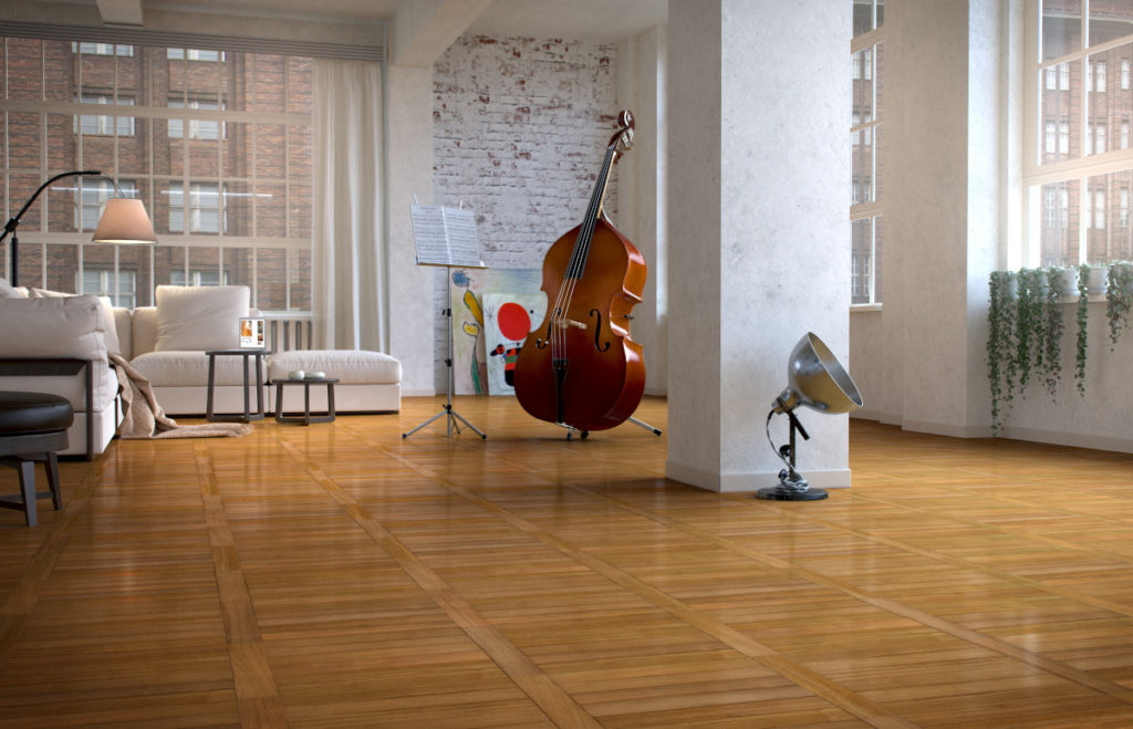 Pavimenti in legno per interni - Arte e Parquet