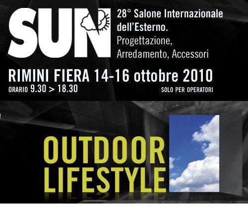 Art e Parquet al Sun 2010 - Outdoor LifeStyle!