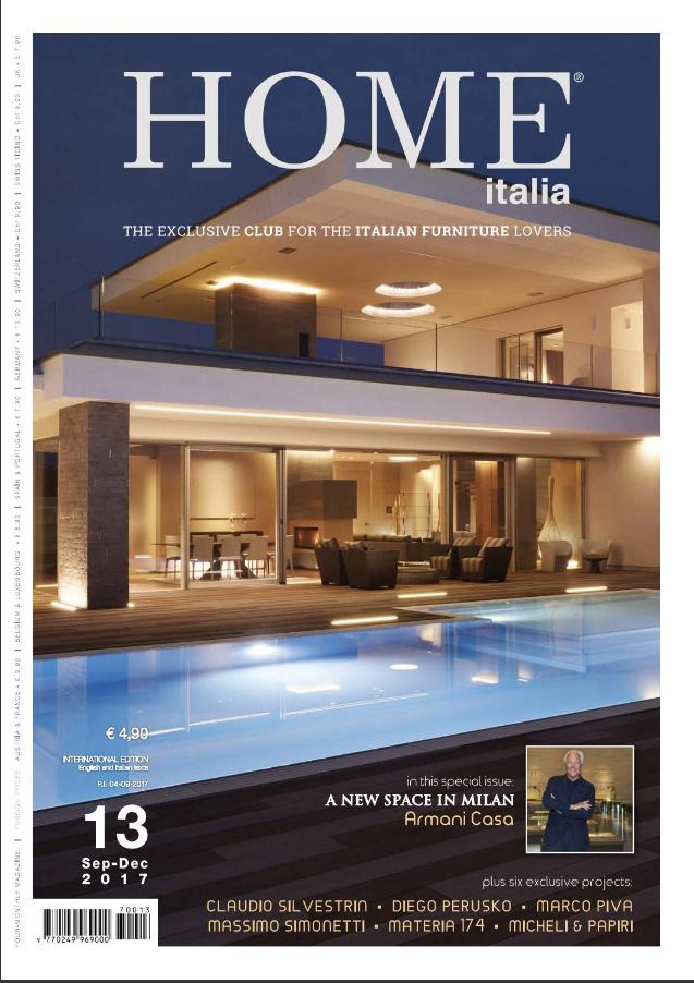 Clicca sull'immagine per visualizzare la rivista Home in formato digitale.